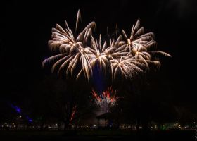 Bedford Fireworks (2) by Mincingyoda