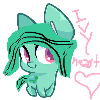 Chibi Pony Base Free To Use By Louiseloo Dkbw By Beaiscool