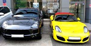 Exotic Compact Luxury Vehicles by toyonda