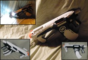 Modified NERF Quick 16, 'Q18-Custom' by MarcWF