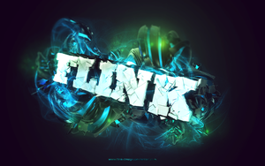 Flink 3D Wallpaper by Flink-Design