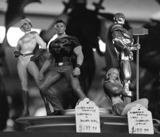 The Superman Family by Neville6000