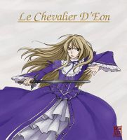 +Le Chevalier D'Eon: Color++ by achikun