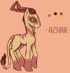 OC TO SELL: Azhar by matrioshkka