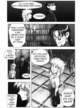 Icarus Wings - Chapter 3 - Page 09 by TheInsaneDarkOne