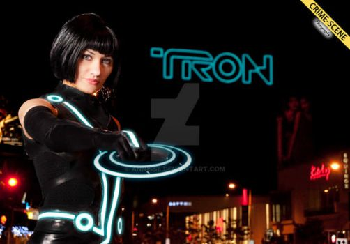 Quorra Tron Legacy2 by Annisse