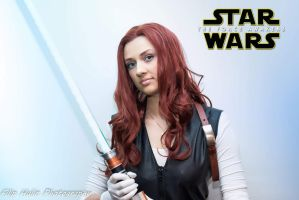 feel the force MJ by MysteriousMaemi