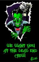 we want u at the dead end crew by tuton21