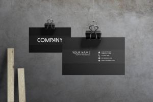 Rail - Modern Business Card by macrochromatic