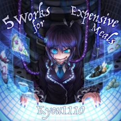 5 Works For Expensive Meals by Ray-kbys