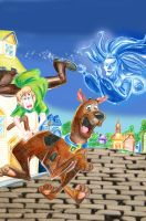 Scooby Doo -  the Witchs Ghost by HermioneHouse