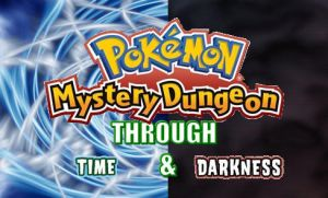 Pokemon Mystery Dungeon: 1-A