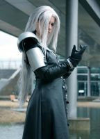 Sephiroth II by lemone-green
