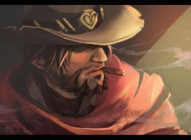 It's high noon somewhere in the world... by Fisukenka
