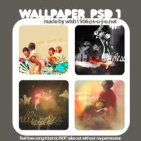 Wallpaper PSD Tutorial by wish1506