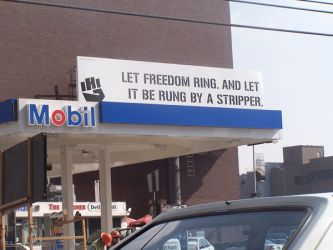 Let Freedom Ring by fluffy