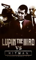 LUPIN THE IIIRD vs HITMAN CONTRACTS by Spadoni-Production