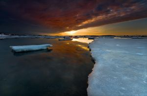 Fire and ice by KennethSolfjeld