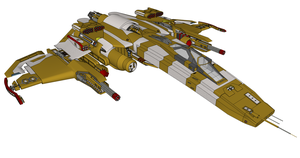 Armada fighter by Timeserver55