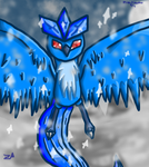 Articuno's Reign by Zephyrift