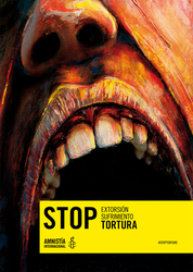 #stoptortute Amnesty International contest by Thetrueguilty