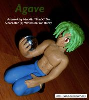 Clay Commish: Agave by HeyLookASign