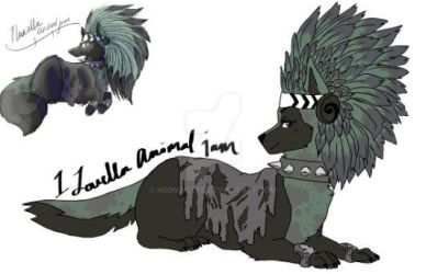 1loveella Animal Jam Re-Do