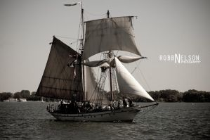 Top Sail Schooner by robb-nelson