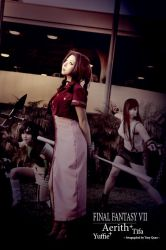 Aerith by qcamera