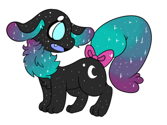 A space themed adopt, wow. by 1Milkwater