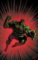 Hulk by Ryan Lord by RyanLord