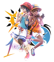 Ultra Sun and Moon Countdown! by Mint0Prince