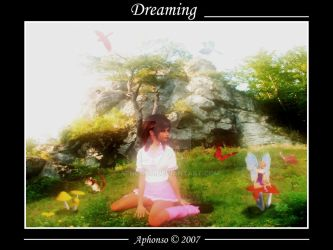 Dreaming by Aphonso