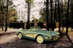 1960 Chevrolet Corvette by melkorius