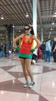 Robin Costume by geek-i-licious