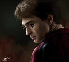 Harry Potter by ArchXAngel20