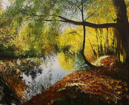 Grand Canal by NorthumbrianArtist