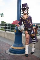 Mad Moxxi - Somethin Somethin by Enasni-V