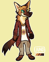 maned wolf by vintagecoyote