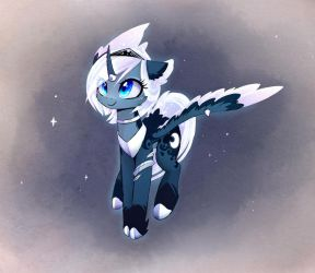The Darkness is not evil by MagnaLuna