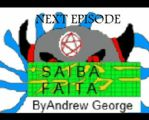 SAIBA FAITA Chapter 6 Ragnaroks preview by AndrewGeorge1991
