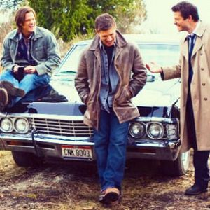 Drabble 1: Family (Supernatural x Child!Reader) by mikinataka on