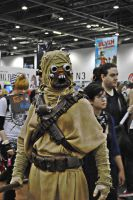 Tusken Raider- London MCM Expo 2011 by Alone-In-This-Bed