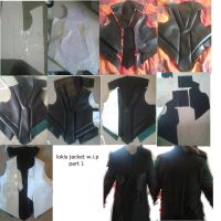 lokis jacket w.i.p part one by sasukeharber