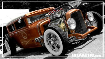 Old School '32 by bkueppers