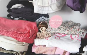 Calling out to all doll clothes-makers! by Aiclay