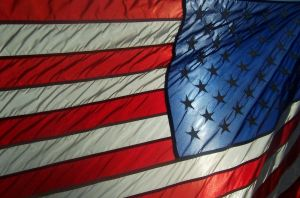 American Flag 4 by orderly-chaos-stock