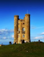 Broadway Tower by GrungeTV