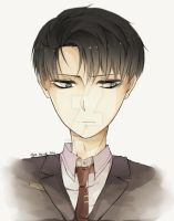 Levi by fishiesticks