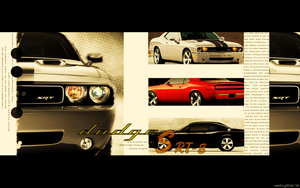 dodge challenger srt-8 by istarlome